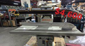 Macpi-555 Leg Seam Pressing