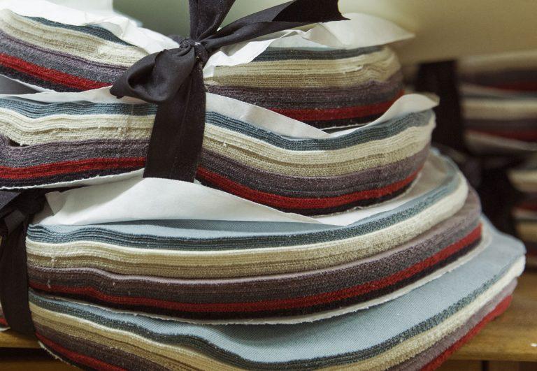 garment fabric cutting